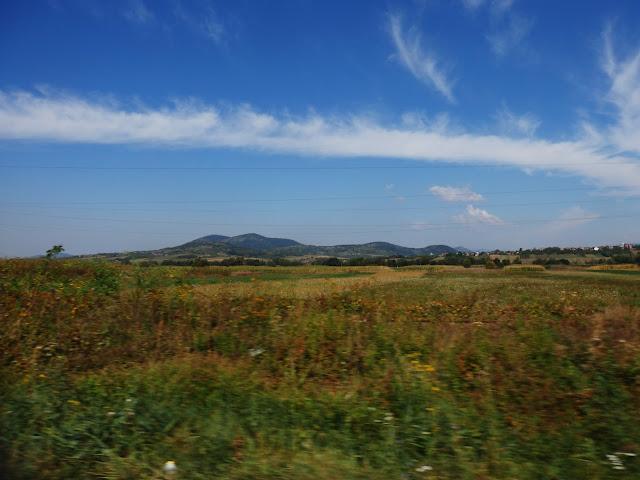 Góry Tokajskie (Zemplińskie) - północno-wschodnia część Madziarów
