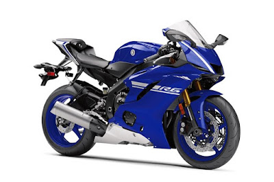specifications yamaha r6