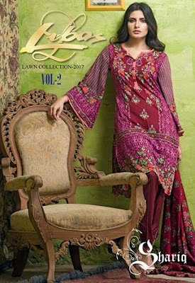 latest-pakistani-summer-lawn-collection-2017-by-shariq-textiles
