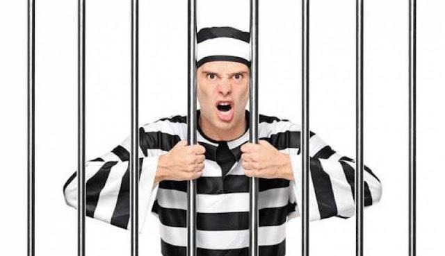 دولة لا تعاقب السجناء الهاربون من السجن