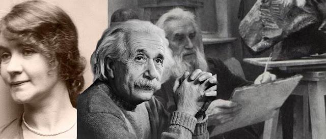 Margarita Konenkova was the secret ladylove of Einstein