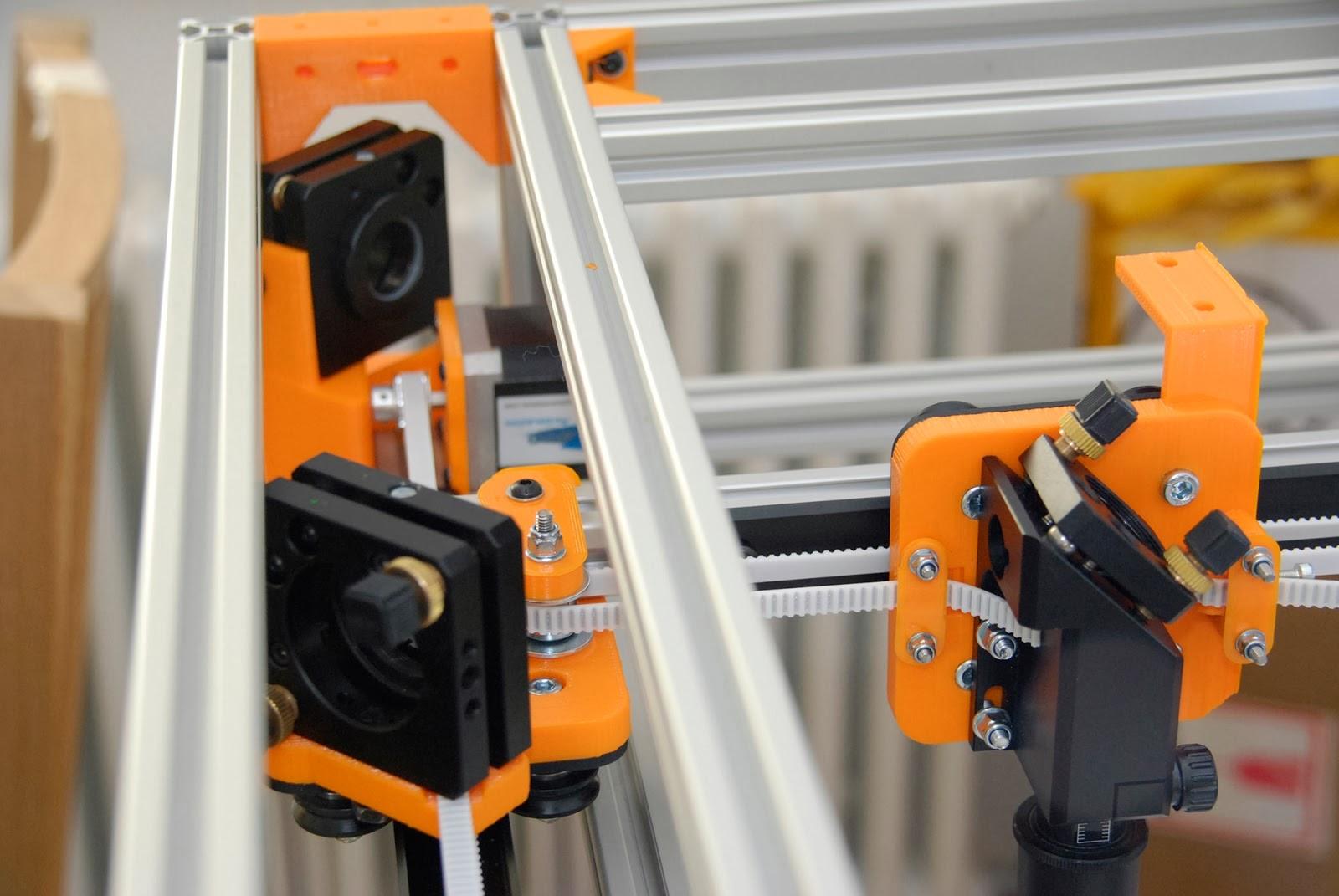 DIY 3D Printing: axCut DIY laser cutter