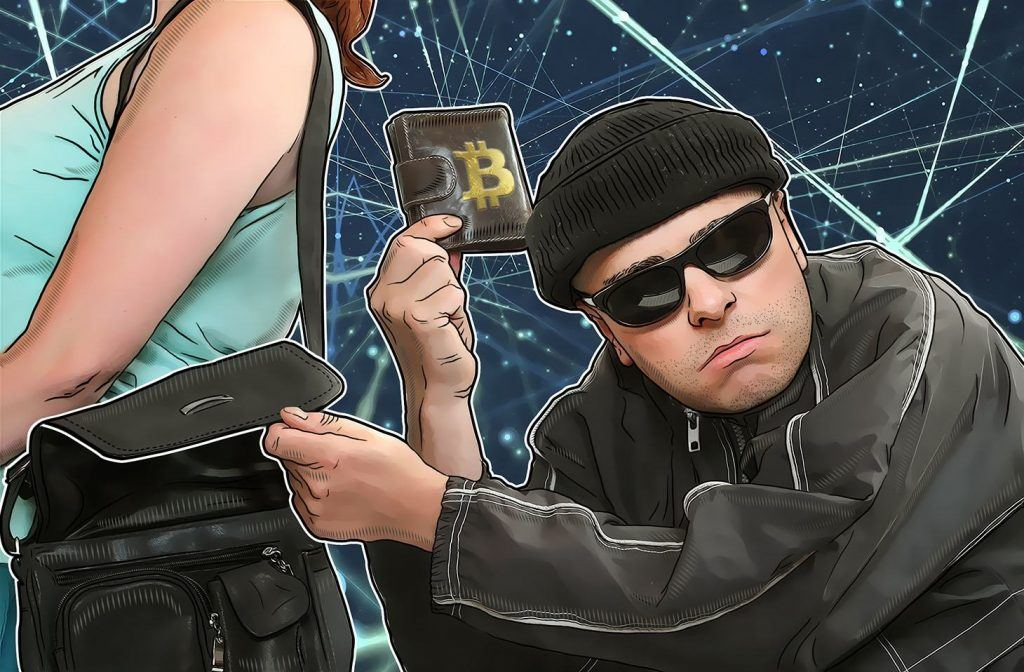 Bitcoin stealers
