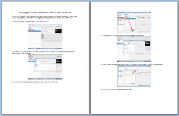 Cara Mengganti VHD UNBK Terbaru pada VirtualBox Simulasi