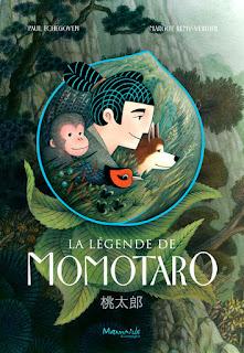 """La Légende de Momotaro édité par """"Marmaille & compagnie"""""""