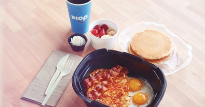 IHOP® teams with DoorDash to launch delivery from 300 locations nationwide