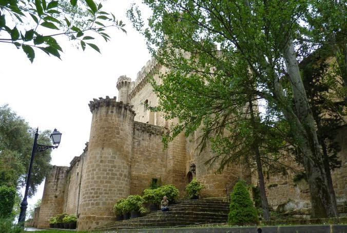 Castillo de Sajazarra.