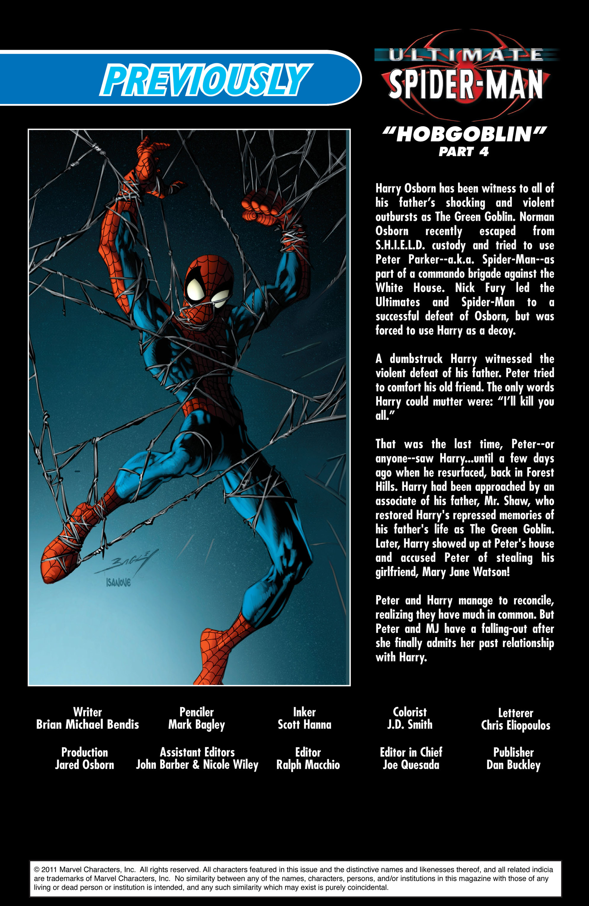 Read online Ultimate Spider-Man (2000) comic -  Issue #75 - 2