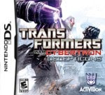 Transformers War for Cybertron - Decepticons