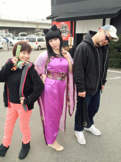 japanese cross-dresser Cosplay