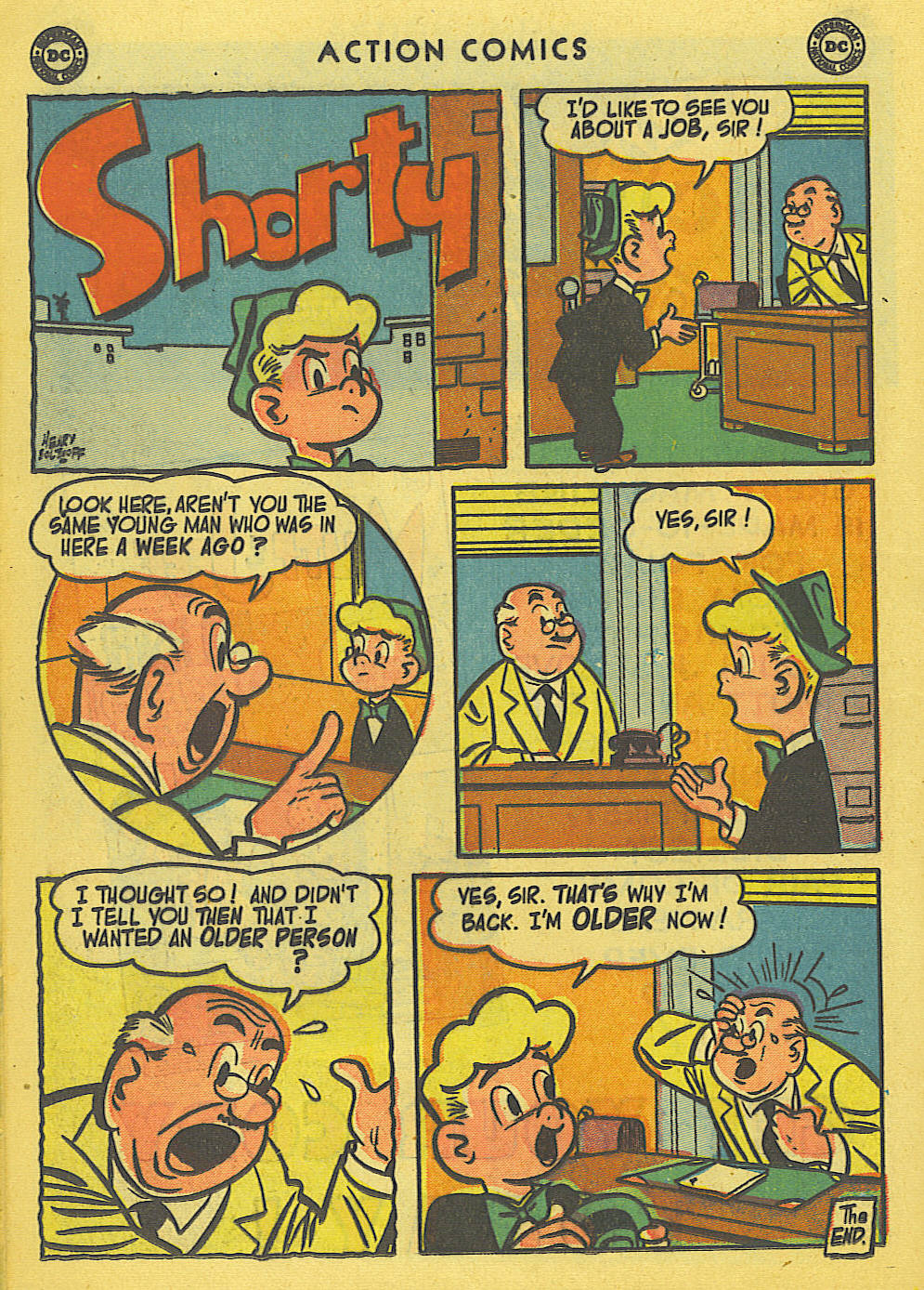 Action Comics (1938) 191 Page 23