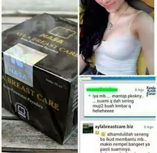 testimoni ayla breast care