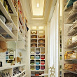 interiors: closet crush on an accessories closet