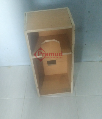 tutorial cara membuat box speaker subwoofer 8 inchi