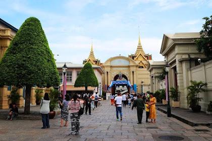 Biaya Liburan ke Thailand, Pengalaman Backpacker Jalan-jalan ke Thailand