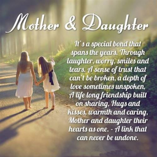 Happy Mothers Day Quotes From Daughter 2016