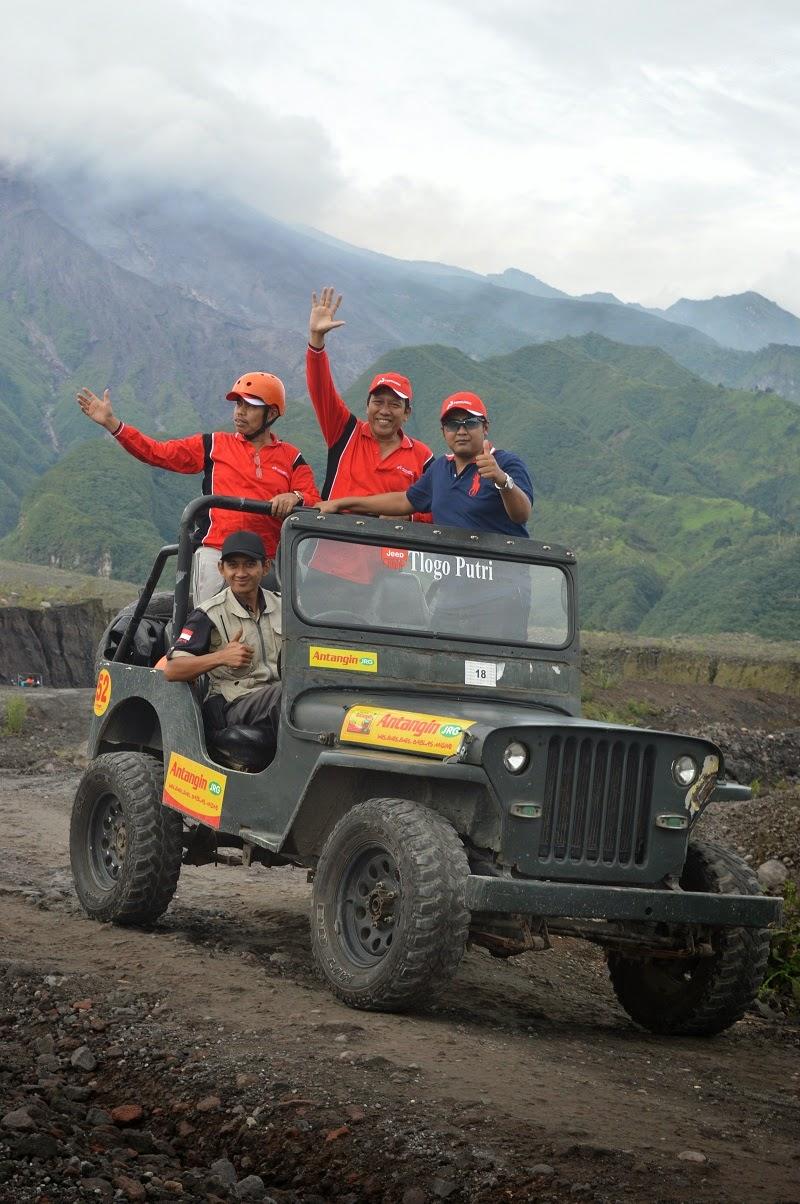 Adventure Jeep Off Road