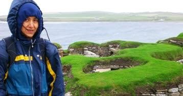 Skara Brae e cosa penseranno di me fra 5000 anni ...