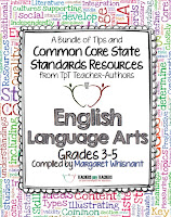 3-5 ELA Common Core Resources