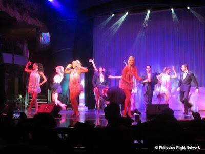costa cruises dance
