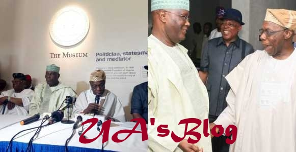 2019: We predicted this from Obasanjo - Presidency reacts after Atiku's endorsement