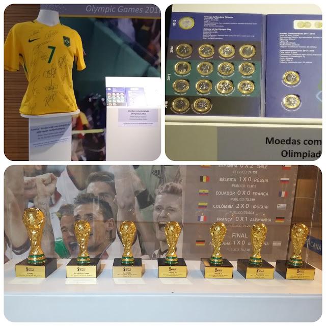 Copa do Mundo e Olimpíadas no Maracanã