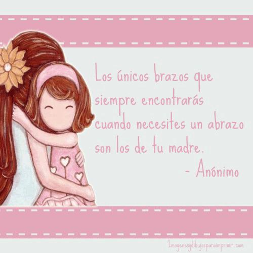 Imagenes Con Frases Bonitas Para Mama