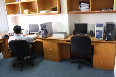 Mendesain Interior Kantor Yang Nyaman