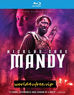 Mandy 2018 Eng 720p BRRip 550Mb ESub HEVC x265