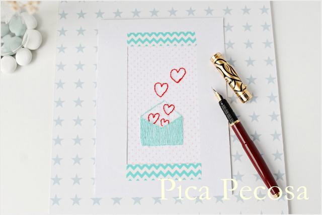 tarjeta-san-valentin-diy-papel-washi-tape-tela-carta-corazones-bordados