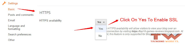 Secure your Blogspot Blog with HTTPS Protocol in 5 Steps