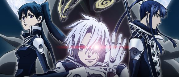 d.gray-man burning series