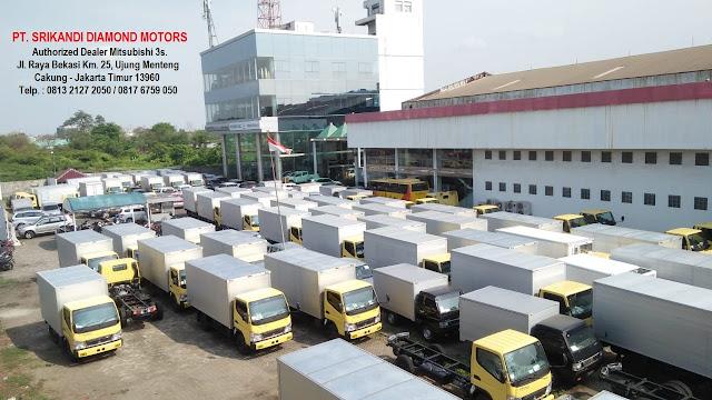 showroom colt diesel - jual box pendingin - jual box alumunium - 2020