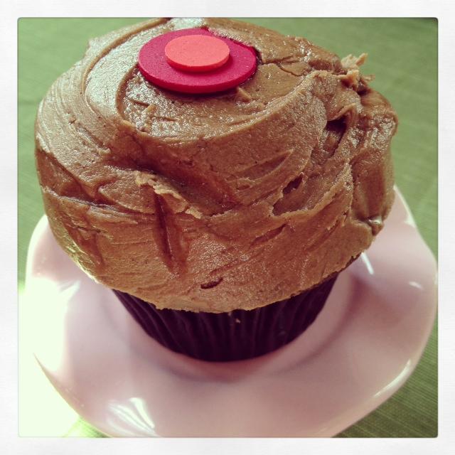 Never Turn Down A Cupcake: Sprinkles - Cuban Coffee Cupcake