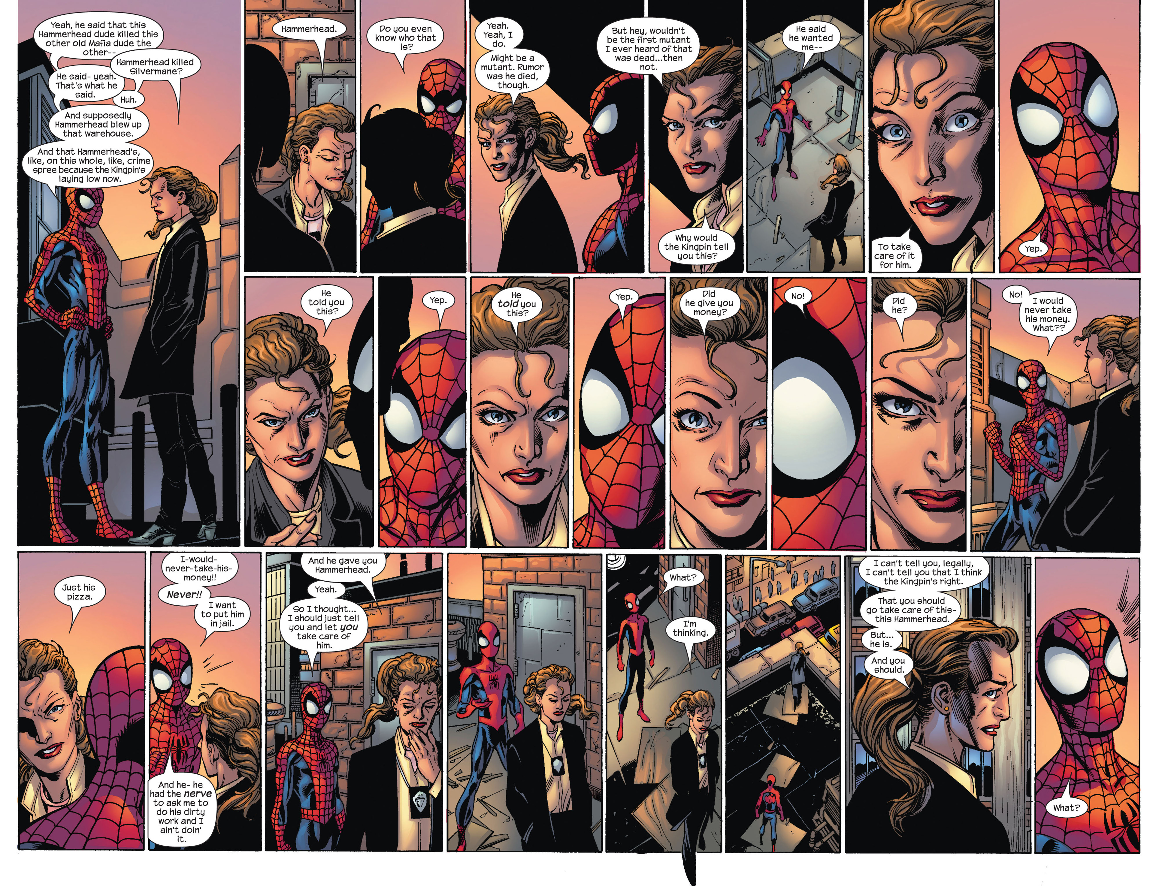 Read online Ultimate Spider-Man (2000) comic -  Issue #81 - 7