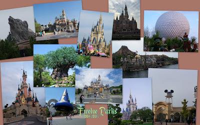 Twelve Parks Collage
