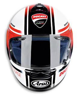 Ducati Arai Helmet Hero Arai Ducati Course Motorcycles