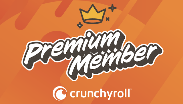 Crunchyroll Premium Account 2019