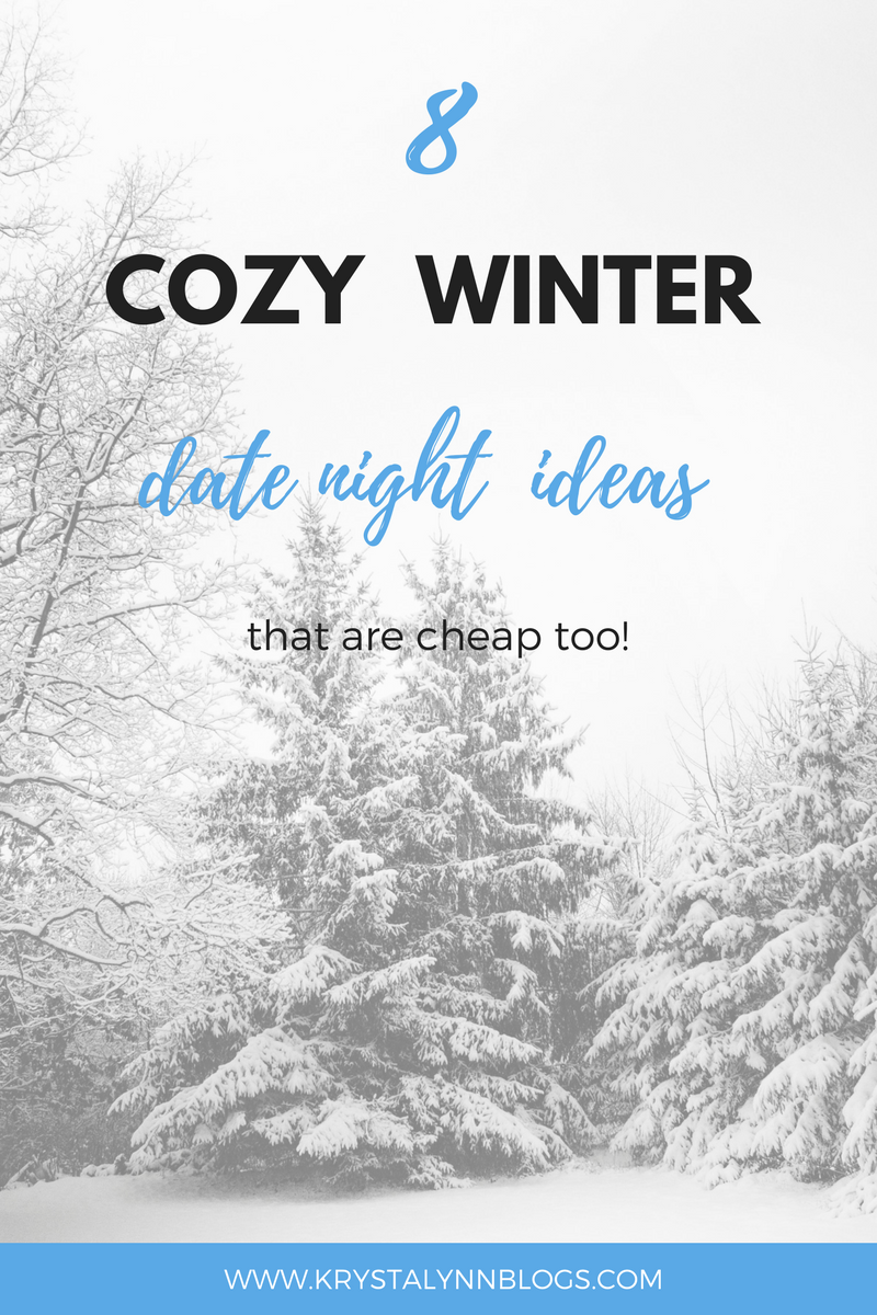 8 Cozy Winter Date Ideas