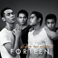 Lirik Lagu Forteen Apa Ini Cinta