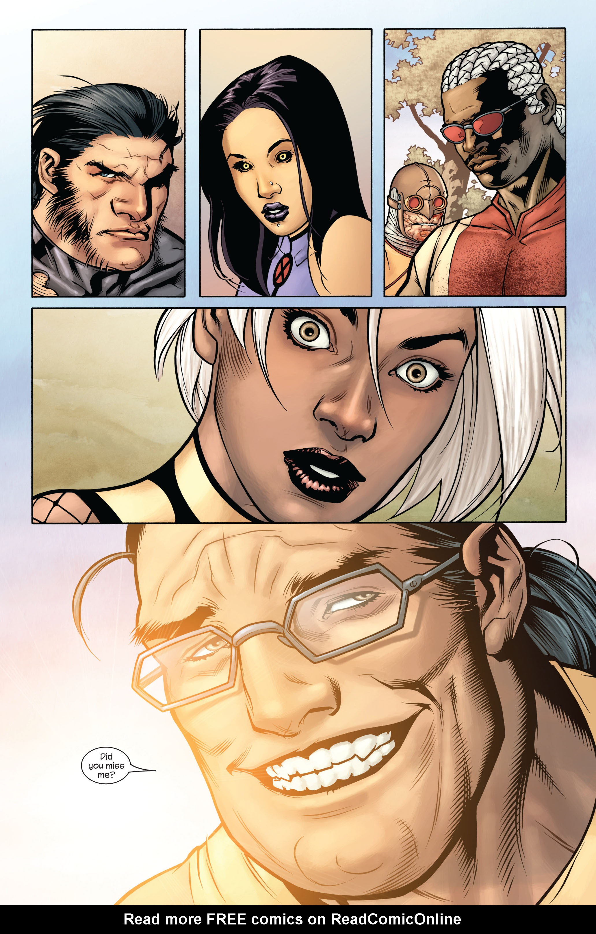 Read online Ultimate X-Men comic -  Issue #87 - 21