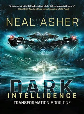 Dark Intelligence by Neal Asher - book cover