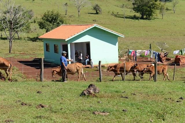 Cohapar inicia tratativas para construção de novas moradias rurais no Paraná