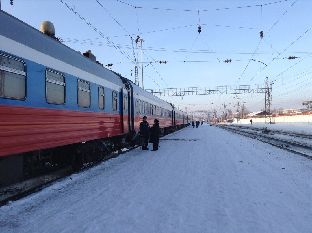 The Trans-Siberian Railway (TSR); 9,289 kilometers