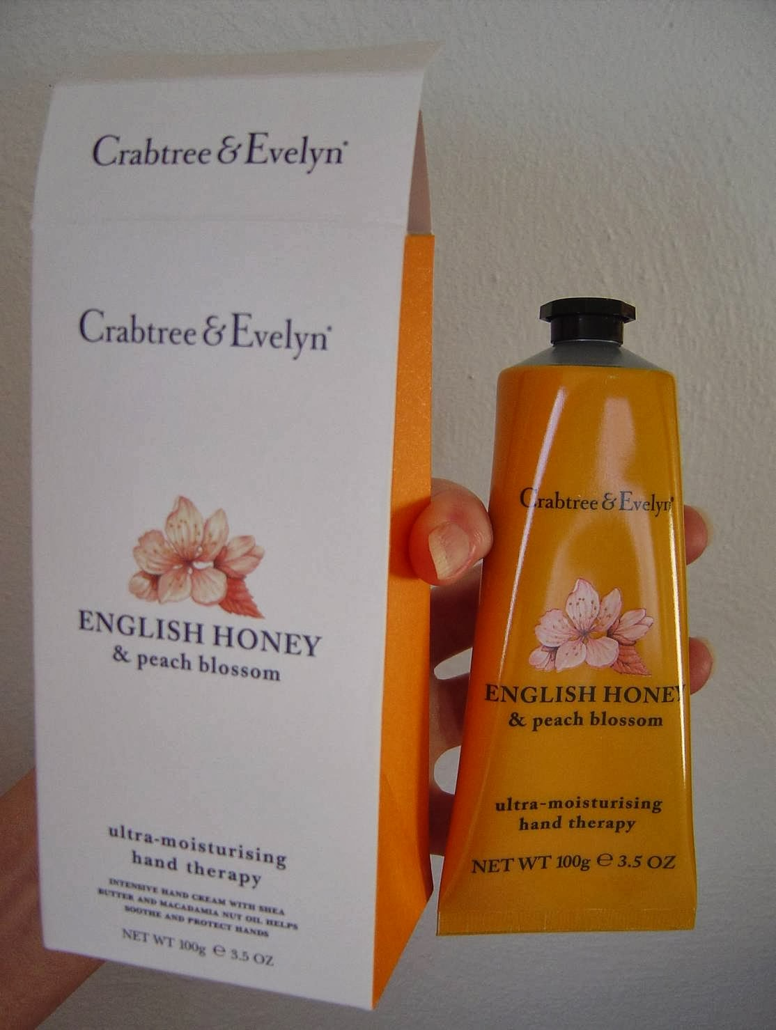 Crabtree & Evelyn's English Honey & Peach Blossom Hand Therapy.jpeg