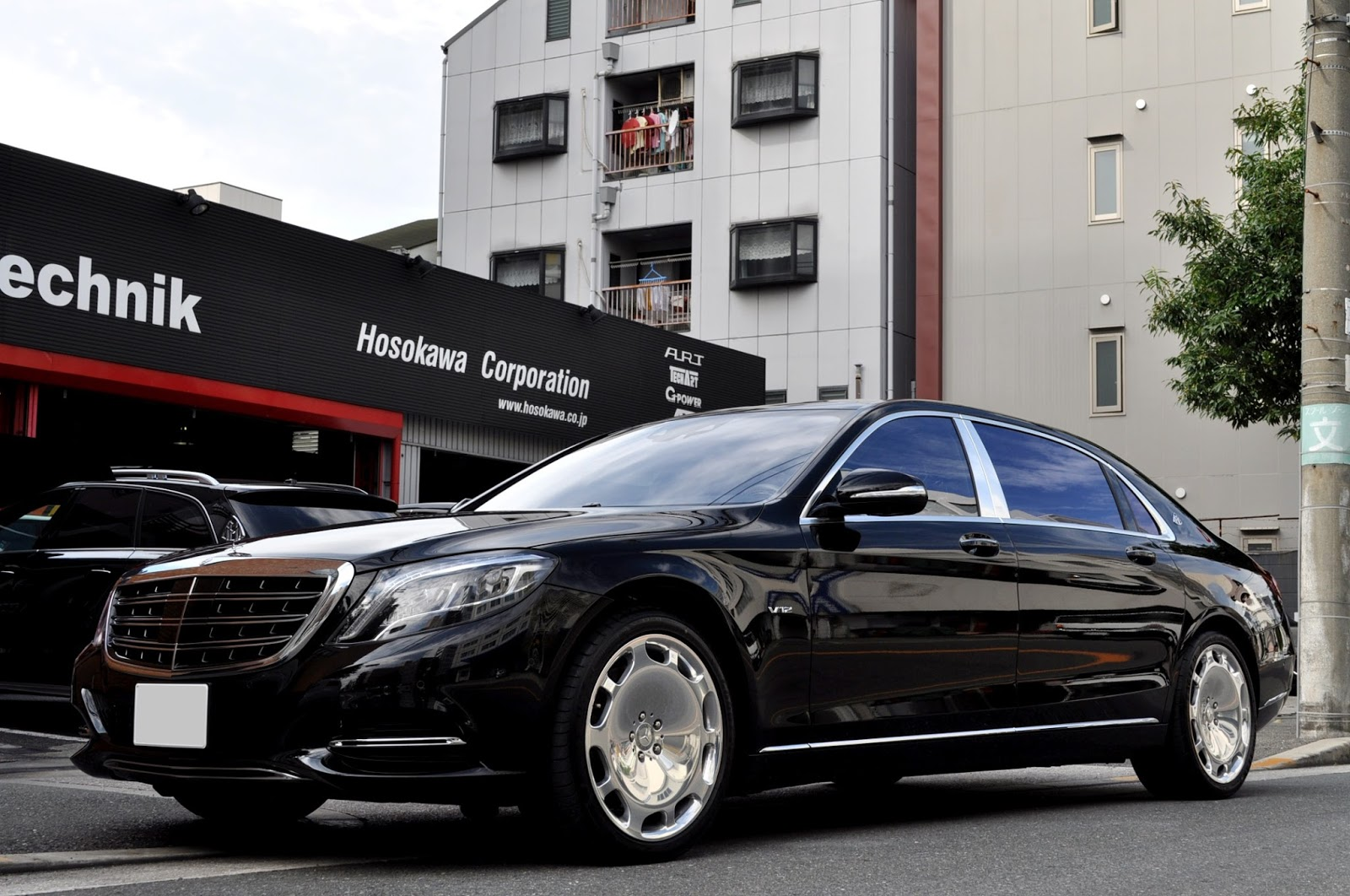 Mercedes maybach w222 s600 v12 benztuning for Mercedes benz s 600 amg