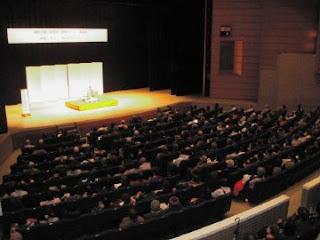 三遊亭楽春の介護人材育成講演会「落語に学ぶ笑いの力(ちから)」