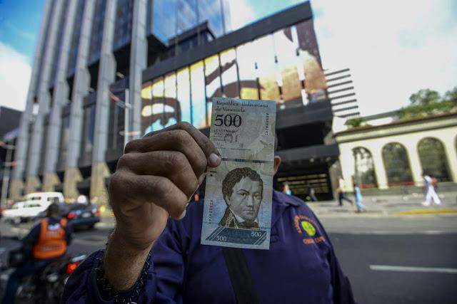 Emitirán nuevo billete de alta denominación ante descomunal inflación