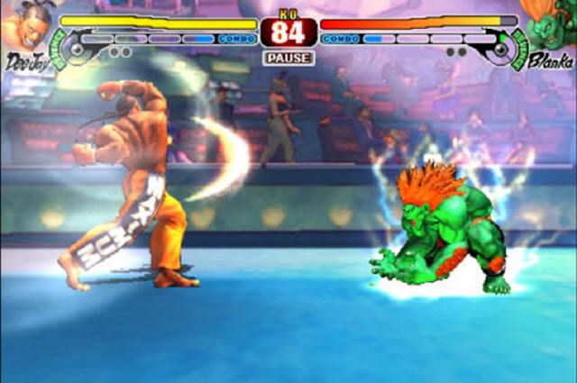 Street Fighter IV: Champion Edition llegará a Iphone en verano