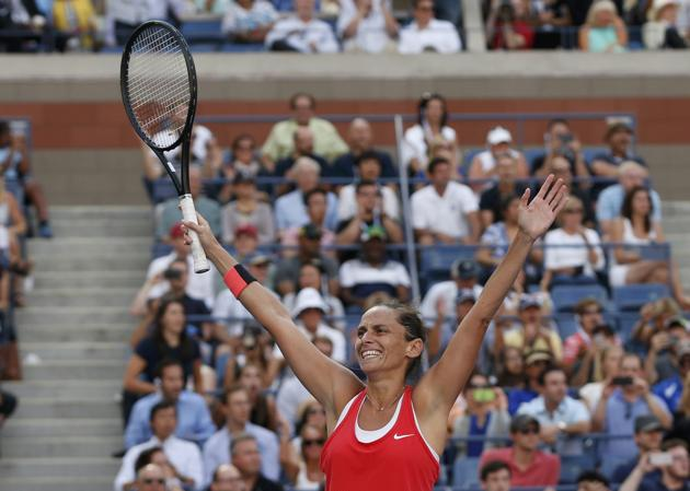 Maracanazo En El Tenis, Roberta Le Ganó A Serena 1